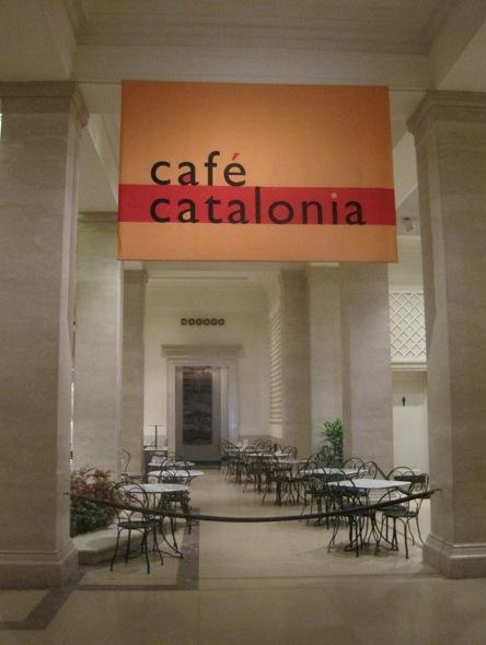 cafe catalonia